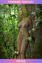 Feminine Fantasy - Dryad
