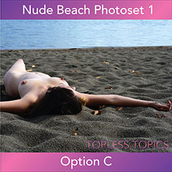 Nude Beach - Set 1 - Option C