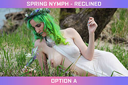Spring Nymph - Reclined Set - Option A