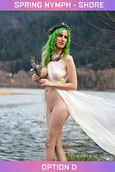 Spring Nymph - Shore Set - Option A