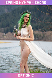 Spring Nymph - Shore Set - Option D